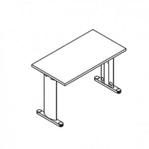 Mesa dactilografia, GU0000161, mobiliario escolar, mobiliario y equipamientos para servicios generales.