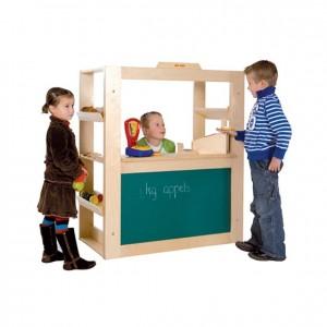 Juego mercado, GC0000602, Juegos y actividades infantiles, juguetes de madera, material para niños, decoración escolar, material escolar, ludoteca, equipamiento de guardería, equipamiento escolar infantil, material infantil, jardín de infancia
