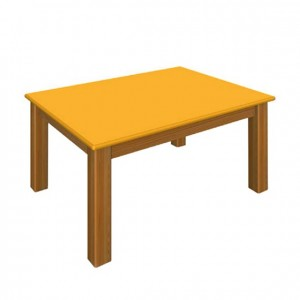 Mesa de madera, material exterior, muebles de exterior, mobiliario de exterior, decoración escolar, niños, material escolar, ludoteca, equipamiento de guardería, equipamiento escolar infantil, material infantil, jardín de infancia