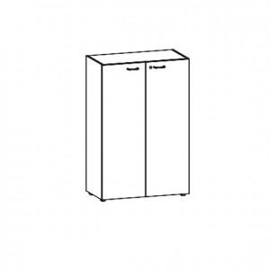 Mueble con puertas, GU0000054, mobiliario escolar, mobiliario y equipamientos para servicios generales.