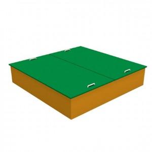Caja para arena material exterior, muebles de exterior, mobiliario de exterior, decoración escolar, niños, material escolar, ludoteca, equipamiento de guardería, equipamiento escolar infantil, material infantil, jardín de infancia