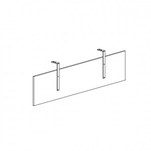 Panel para escritorio, GU0000033, mobiliario escolar, mobiliario y equipamientos para servicios generales.