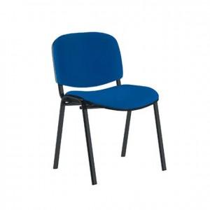 Silla de espera, acolchada, sala de espera, GU0000008, mobiliario escolar, silla de reuniones.