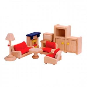 Juego de decoraciones: salón GC0000232, Juegos y actividades infantiles, juguetes de madera, material para niños, decoración escolar, material escolar, ludoteca, equipamiento de guardería, equipamiento escolar infantil, material infantil, jardín de infancia