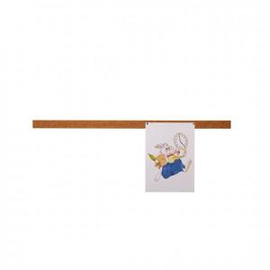 Franja de corcho, accesorios escolares, GP0621100, material escolar, jardín de infancia, material montessori.