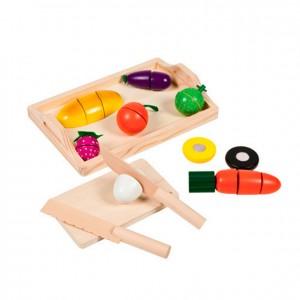 Tabla de cortar verduras, GC0000189, Juegos y actividades infantiles, juguetes de madera, material para niños, decoración escolar, material escolar, ludoteca, equipamiento de guardería, equipamiento escolar infantil, material infantil, jardín de infancia