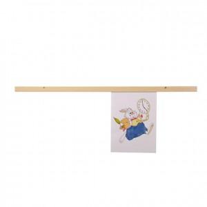 Listón de madera de pared, GA0276100, experiencia y creatividad, material para niños, decoración escolar, material escolar, ludoteca, equipamiento de guardería, equipamiento escolar infantil, material infantil, jardín de infancia