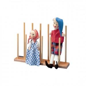 Muñecos para teatro, GC0000158, Juegos y actividades infantiles, juguetes de madera, material para niños, decoración escolar, material escolar, ludoteca, equipamiento de guardería, equipamiento escolar infantil, material infantil, jardín de infancia