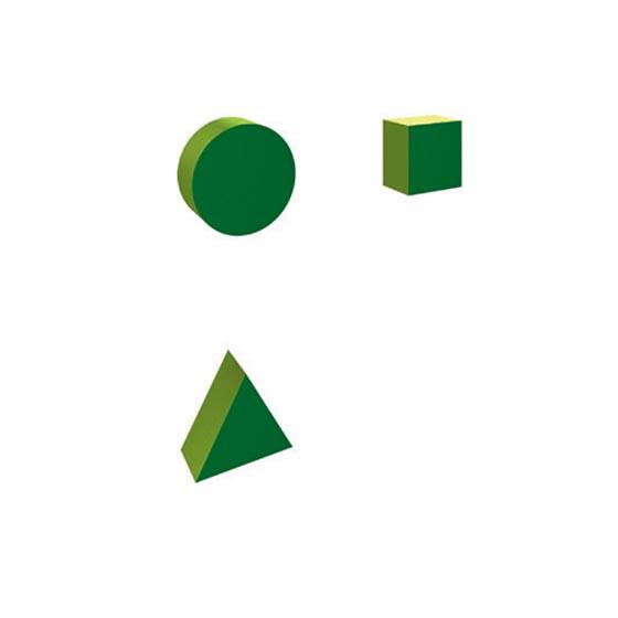 Formas geométricas panel de las sorpresas GAI205201