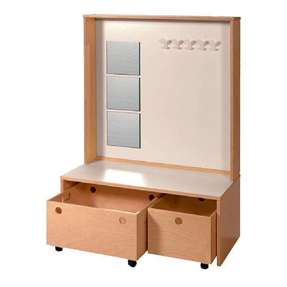 Juego disfraces equipamiento escolar infantil dissetkids for Ikea mueble infantil