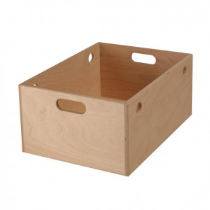 Cajón de madera, GA0257200, mobiliario de almacenaje, material para niños, decoración escolar, material escolar, ludoteca, equipamiento de guardería, equipamiento escolar infantil, material infantil, jardín de infancia
