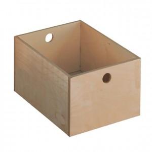 Cajón de madera, GA0257100, mobiliario de almacenaje, material para niños, decoración escolar, material escolar, ludoteca, equipamiento de guardería, equipamiento escolar infantil, material infantil, jardín de infancia