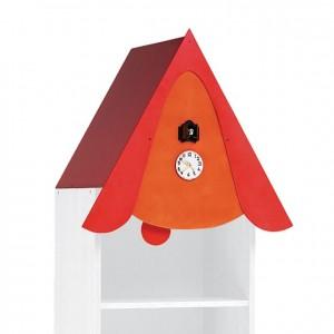 Cubierta reloj cucú, GA0253800, mobiliario de almacenaje, material para niños, decoración escolar, material escolar, ludoteca, equipamiento de guardería, equipamiento escolar infantil, material infantil, jardín de infancia