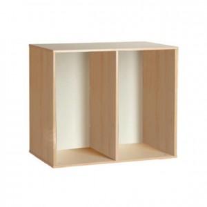 Mueble bajo, GA0251803, Material de almacenaje, Mobiliario escolar infantil, jardín de infancia, educación infantil, Montessori.