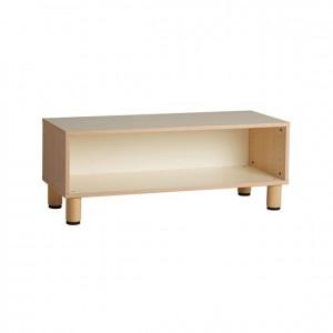 Mueble bajo, GA0250000, mobiliario de almacenaje, mobiliario, Material de almacenaje, material escolar infantil.