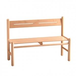 Banco de madera GA0246302,bordes redondeados, esquinas redondeadas, antigolpes, mesas y sillas, Mobiliario escolar infantil, jardín de infancia, educación infantil, Montessori.