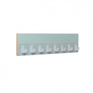 Barra con colgadores, GA0230901, mobiliario para la higiene y el cuidado mobiliario escolar infantil.
