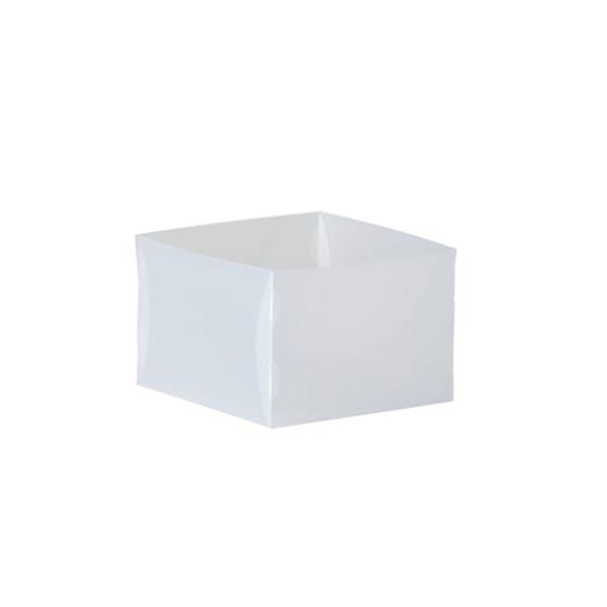 Cajon de plástico transparente GA0230704