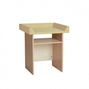 Mueble cambiador, GA0230402, mobiliario para la higiene y el cuidado, mueble cambiador con escalera