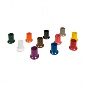 Juego de 11 portalápices de colores, GM0512N00, material escolar, material montessori.