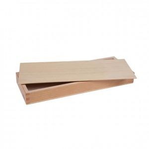 Caja para tarjetas numéricas, GM0912N00, material montessori, matemáticas, material escolar infantil.
