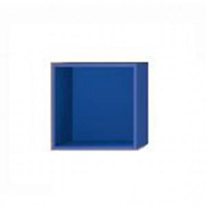Caja azul GA0271011 para panel colgador GA0271007. Escuela infantil. Quiola 100