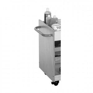 Tirador de mueble semicircular GA0261700