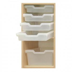 Guias para cajón de plástico, orden armario GA0257801