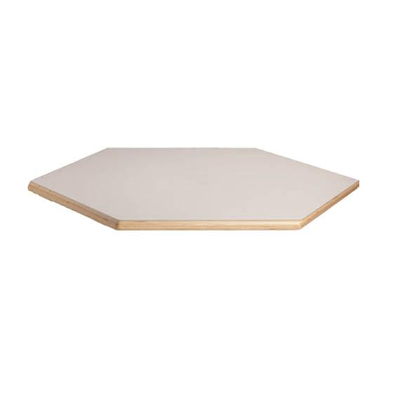 Tablero de mesa hexagonal GA0242210