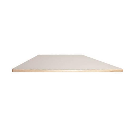 Tablero de mesa tropezoidal GA0241810