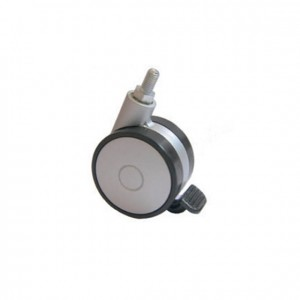 Pata con rueda y freno para mesa GA0240020