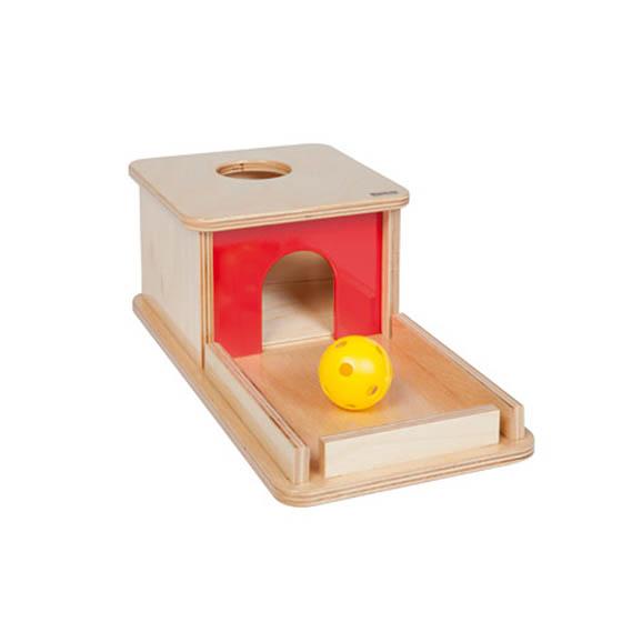 Caja de permanencia con bandeja y bola GM250N000