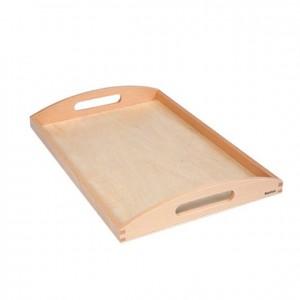 Bandeja de madera, GM2972000, muebles, mobiliario y almacenaje, material escolar infantil.