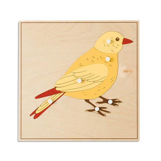 Puzzle pájaro GM2165N00